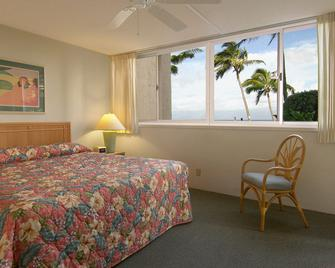 Royal Kahana Maui By Outrigger - Lahaina - Bedroom