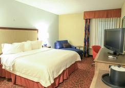 Hampton Inn Bordentown, NJ - Bordentown - Bedroom