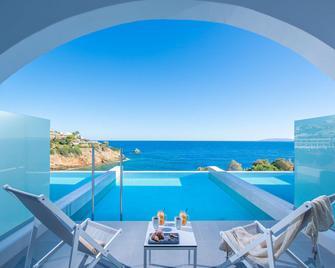 Peninsula Resort & Spa - Agia Pelagia - Bể bơi