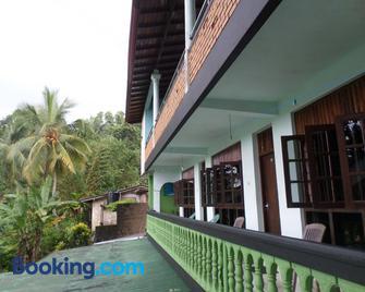 Rathna Gems Halt - Ratnapura - Edificio