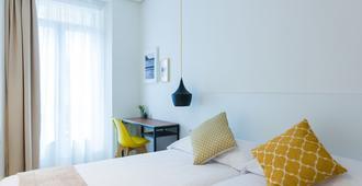 Pensión Buenpas - San Sebastian - Yatak Odası