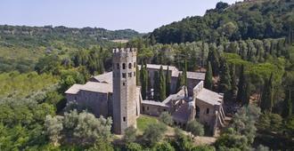 La Badia Di Orvieto - Orvieto - Building