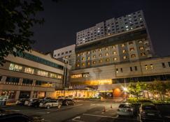 โรงแรมอินเตอร์เนชั่นแนล - ชังวอน - อาคาร