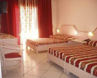 Samian Blue Seaside Hotel - Samos - Bedroom