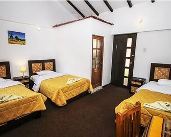 Munay Tika Garden - Ollantaytambo - Bedroom