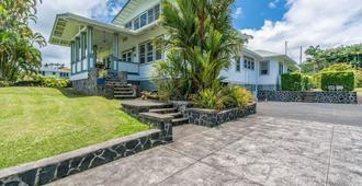 Old Hawaiian Bed and Breakfast - Hilo - Building