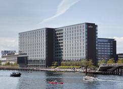 Copenhagen Marriott Hotel - โคเปนเฮเกน - อาคาร