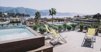 密涅瓦酒店 - 聖塔馬爾吉利塔利古瑞 - 聖瑪格麗塔-利古雷 - 建築