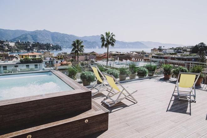Hotel Minerva - Santa Margherita Ligure - Κτίριο