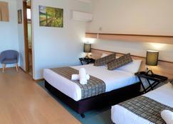 Kurri Motor Inn - Kurri Kurri - Bedroom