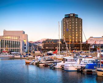 Radisson Blu Hotel, Bodo - Bodø - Außenansicht