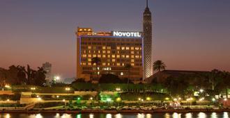 Novotel Cairo El Borg - קהיר - בניין