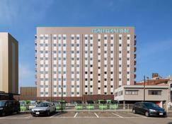 Hotel Route-Inn Takaoka Ekimae - Takaoka - Edifício