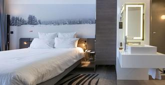 Hotel Novotel Saint Petersburg Centre - סנט פטרסבורג - חדר שינה