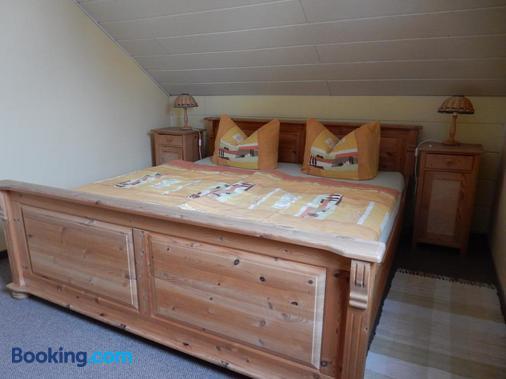 Pension Waldesblick - Friedrichroda - Bedroom