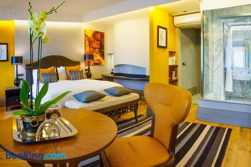 Ravouna 1906 Suites - Special Class, Adults Only - Istanbul - Bathroom