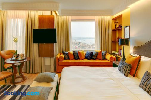Ravouna 1906 Suites - Special Class, Adults Only - Istanbul - Bedroom