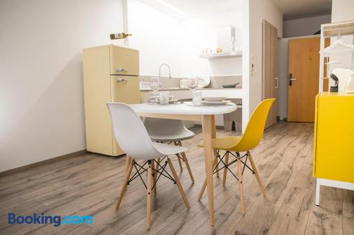 Residence Trieste - Riva del Garda - Dining room