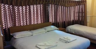 New Oceans Hotel - בלקפול - חדר שינה