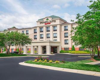 SpringHill Suites by Marriott Raleigh-Durham Airport/Research Triangle Park - Durham - Building