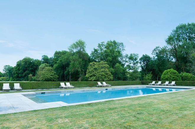 Château de Perreux, The Originals Collection (Relais du Silence) - Amboise - Pool