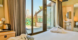 Hotel Opera - Madrid - Bedroom