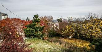 Arboretum view- Evergreen - סיאטל - נוף חיצוני
