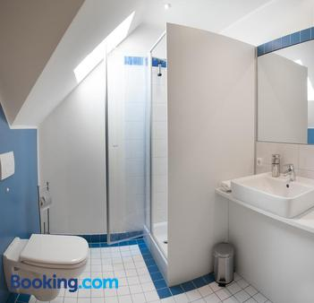Hotel Elbblick - Geesthacht - Bathroom