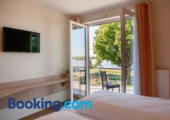 Hotel Elbblick - Geesthacht - Bedroom