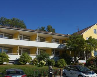Haus Am Kurpark Hotel Garni - Schomberg - Building