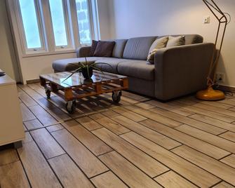 Harstad Apartments - Harstad - Living room