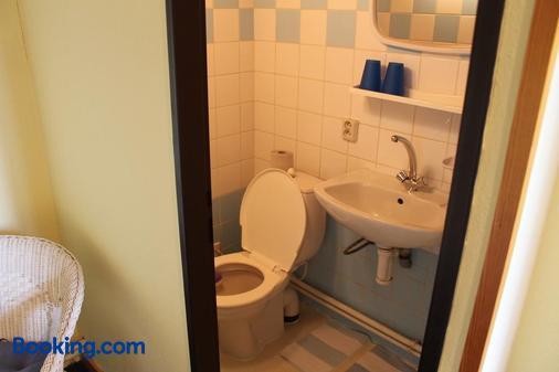 Záboj Restaurant - Carlsbad - Bathroom
