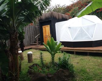 Mamma Nui Glamping Restorant - Velikonoční ostrov - Outdoors view