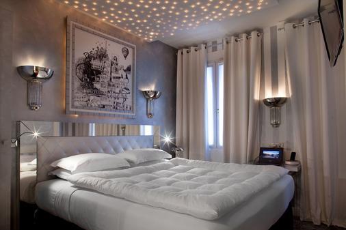 Le Petit Madeleine Hôtel - Paris - Phòng ngủ