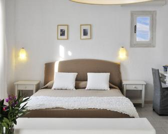 Fos Suites - Agios Ioannis - Bedroom