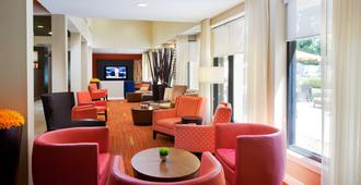 Courtyard by Marriott Sacramento Airport Natomas - Sacramento - Sala de estar