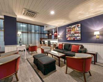 Hotel Apartamento Solverde - Espinho - Лаунж