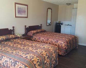 Park n Stay Inn - Johnson City - Bedroom
