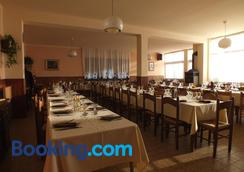 Albergo Ristorante Innocenti - Ardenno - Restaurant