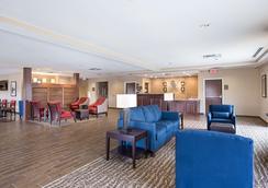Comfort Inn & Suites - Zachary - Lobby