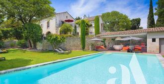 Mas De L'amarine - Saint-Rémy-de-Provence - Pool