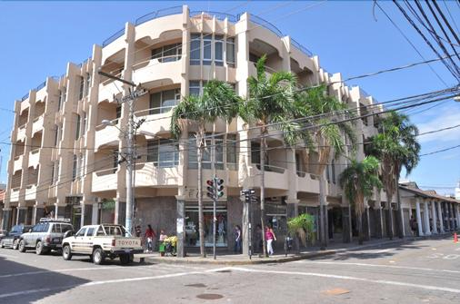 Hotel Libertador Simon Bolivar - Santa Cruz de la Sierra - Building