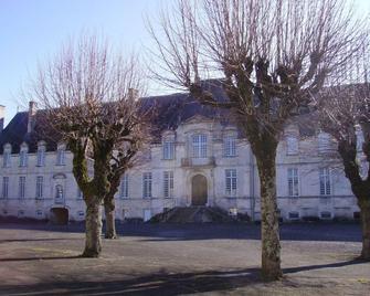 Abbaye Royale - Asnières-la-Giraud