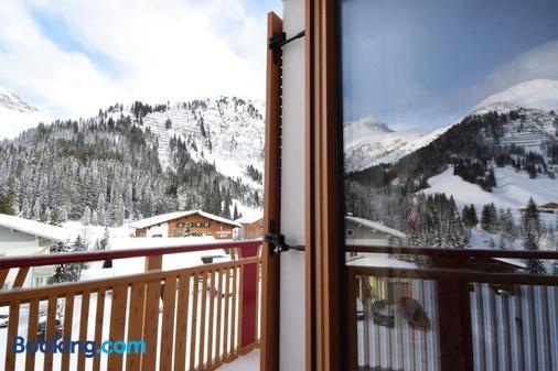 Haus Jehle - Lech am Arlberg - Balcony