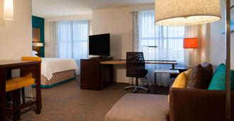 Residence Inn by Marriott Tampa Downtown - Tampa - Wohnzimmer