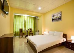 Crystal Hotel - Koblevo - Bedroom