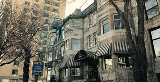 Hotel Manoir Sherbrooke - Montreal - Outdoor view