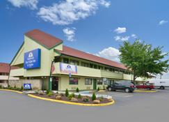 Americas Best Value Inn Kansas City E Independence - Independence - Κτίριο