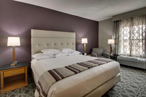 Drury Inn & Suites Albuquerque North - Albuquerque - Bedroom