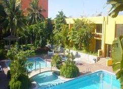 Hotel Posada De Tampico - Tampico - Pool